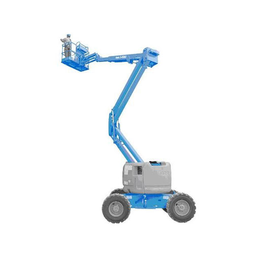 RT Knuckle boom lift hire