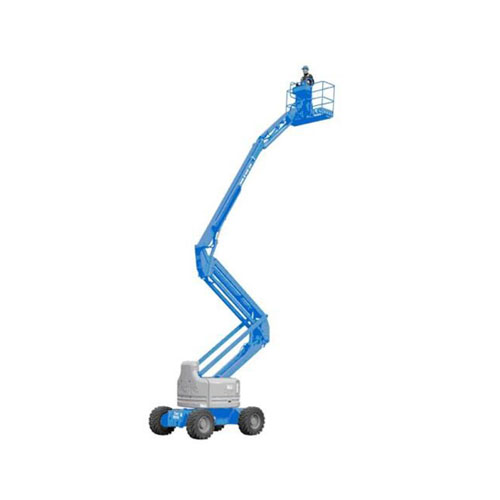 Knuckle boom lift hire